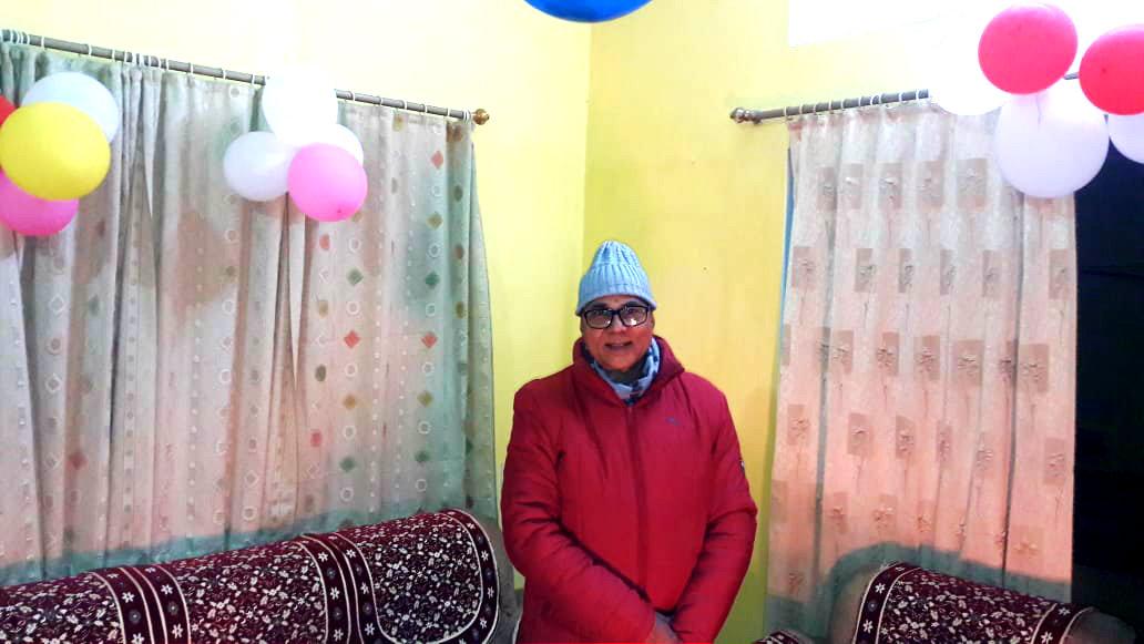 Dr.Madhepuri's Good Morning to Happy New Year-2019.