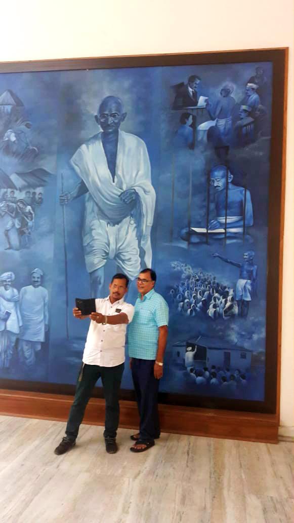 Satya - Ahimsha & Selfie.