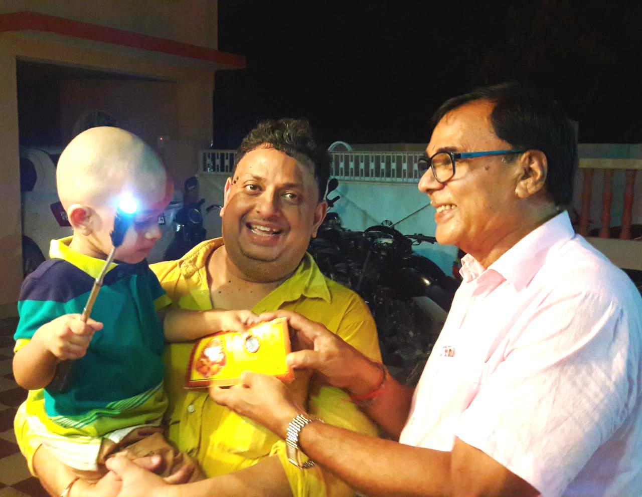 Dr.Madhepuri's Ashish to