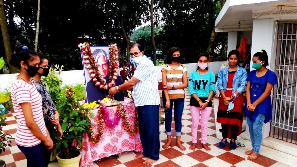 Missile Man Dr.APJ Abdul Kalam's 6th Death Anniversary.
